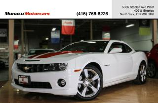 Used 2011 Chevrolet Camaro 2SS 6.2L V8 - HEADS UP|GM PERFORMANCE EXHAUST for sale in North York, ON