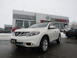 Used 2014 Nissan Murano CLOTH for sale in Timmins, ON