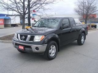 Used 2006 Nissan Frontier SE    4X4 for sale in York, ON
