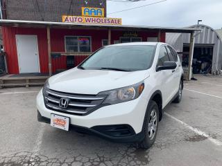 Used 2014 Honda CR-V 1 LX for sale in Scarborough, ON