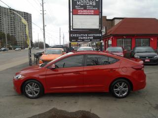 Used 2017 Hyundai Elantra GL/ NO ACCIDENT/ CERTIFIED / LOADED / EXTRA CLEAN for sale in Scarborough, ON