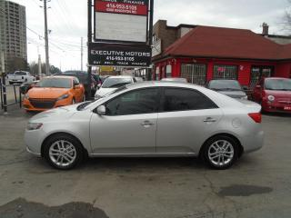 Used 2012 Kia Forte EX/ REMOTE STARTER/ HEATED SEATS / LIKE NEW / MINT for sale in Scarborough, ON