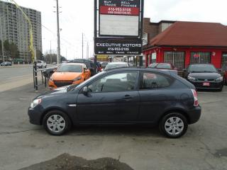 Used 2011 Hyundai Accent GL/ NEW BRAKES / NO ACCIDENT / CERTIFIED / MINT for sale in Scarborough, ON