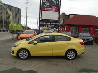 Used 2016 Kia Rio EX+ w/Sunroof for sale in Scarborough, ON