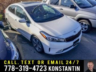 Used 2017 Kia Forte EX for sale in Langley City, BC