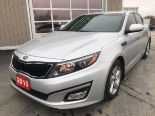 Used 2015 Kia Optima LX for sale in Tilbury, ON