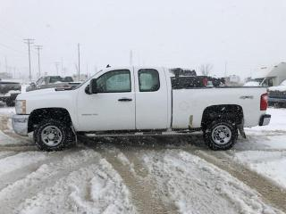 Used 2010 Chevrolet Silverado 2500 HD WT for sale in Headingley, MB