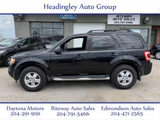 Used 2011 Ford Escape XLT for sale in Headingley, MB