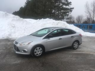 Used 2014 Ford Focus S for sale in Toronto, ON
