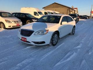 Used 2014 Chrysler 200 LX for sale in Headingley, MB