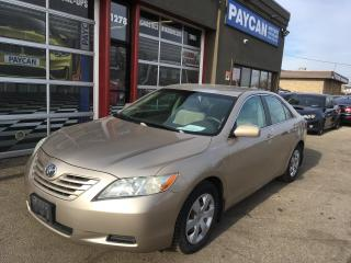 Used 2009 Toyota Camry LE for sale in Kitchener, ON