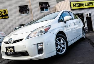 Used 2010 Toyota Prius Back up camera! Heated Seats!Only $147/Biweekly! for sale in St. Catharines, ON