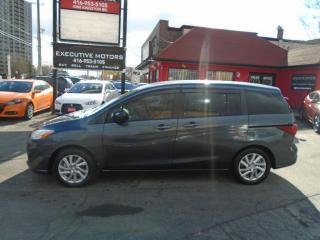 Used 2012 Mazda MAZDA5 GS/ NEW BRAKES ALL AROUND / CLEAN / CERTIFIED / for sale in Scarborough, ON