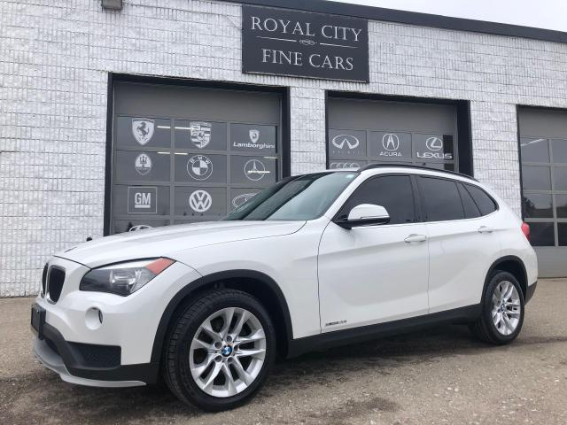 2015 BMW X1 xDrive28i Panoroof Navigation No Accidents