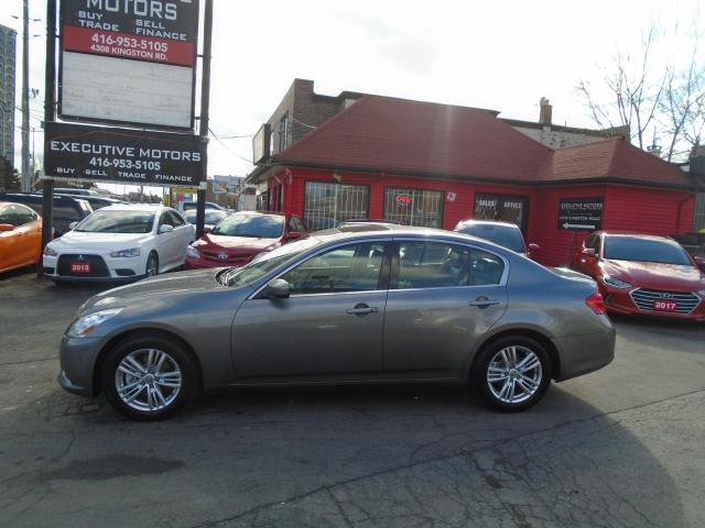 2010 Infiniti G37 Sport/ AWD / LEATHER /ROOF / ALLOYS / CERTIFIED