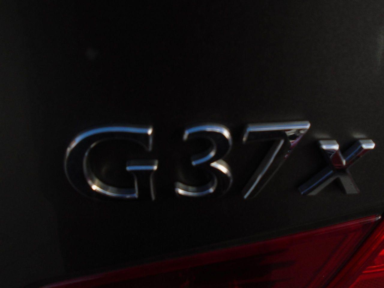 2010 Infiniti G37