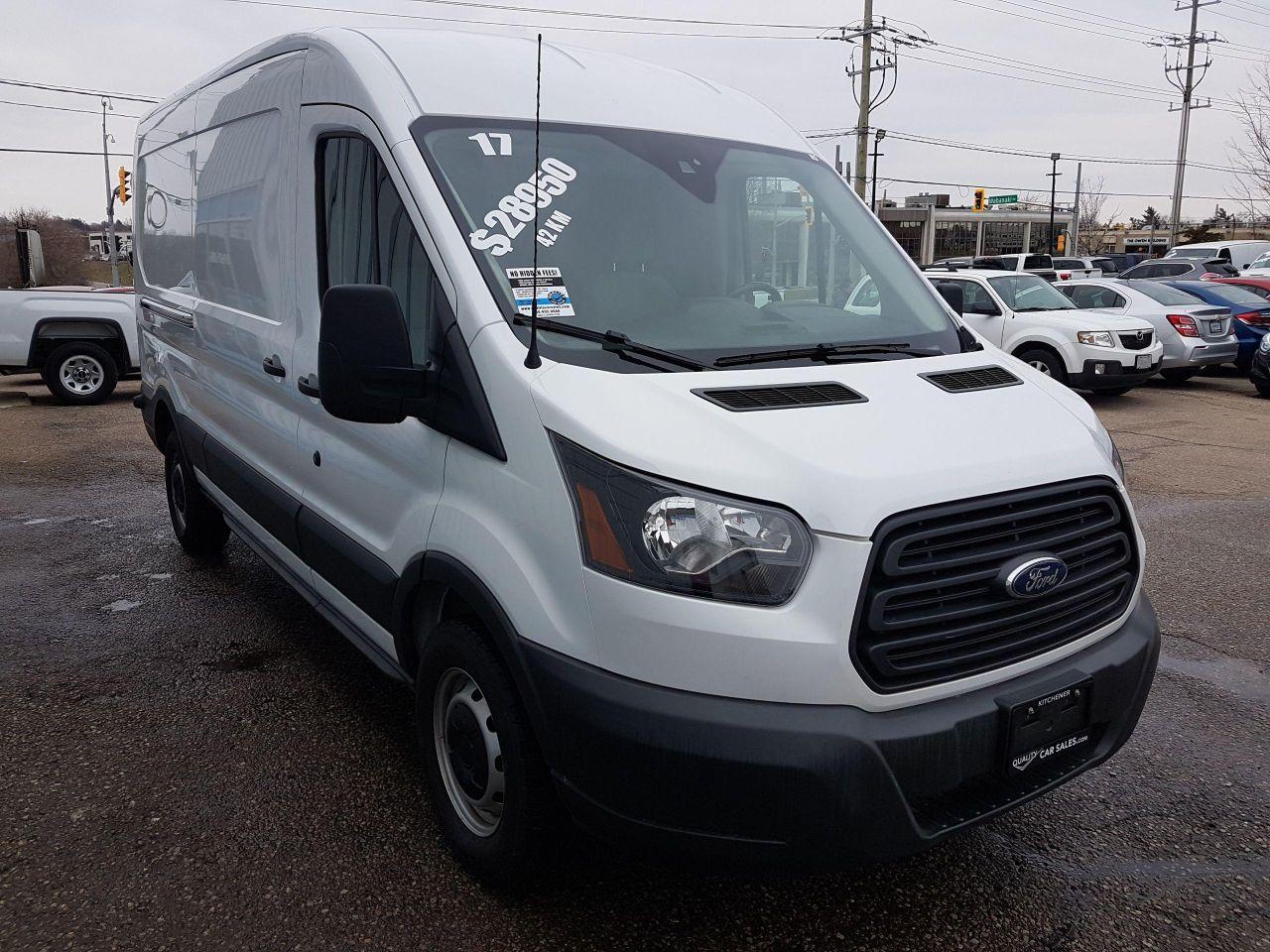 2017 Ford Transit 250