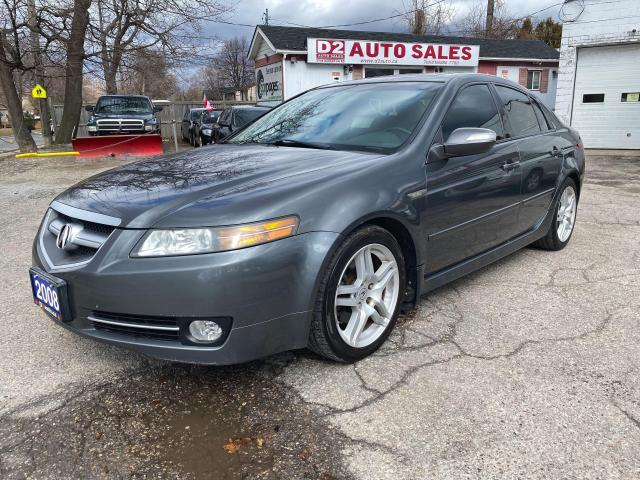 2008 Acura TL Accident Free/Auto/Leather/Roof/Comes Certified