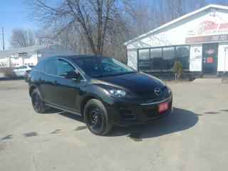 Used 2010 Mazda CX-7 GX for sale in Barrie, ON