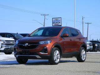 New 2020 Buick Encore GX Preferred for sale in Beausejour, MB