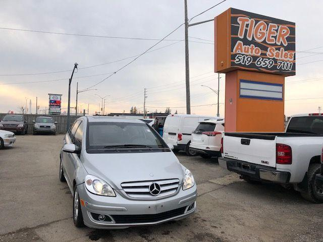 2007 Mercedes-Benz B-Class Turbo**NAVIGATION**AUTO**AS IS SPECIAL