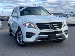 Used 2013 Mercedes-Benz M-Class ML 350 BlueTEC for sale in Oakville, ON