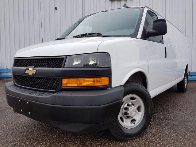 2019 Chevrolet Express Extended