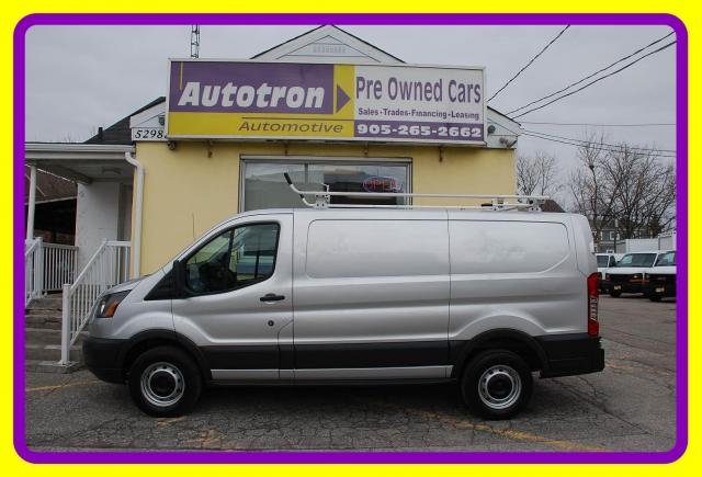 2015 Ford Transit 250 3/4 Ton Cargo Van, Loaded, Roof Rack