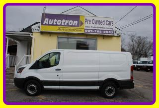 Used 2015 Ford Transit 150 1/2 Ton Cargo Van, Loaded for sale in Woodbridge, ON