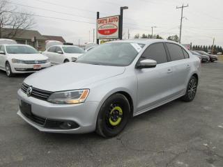 Used 2013 Volkswagen Jetta TDI for sale in Alvinston, ON