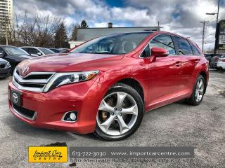 Used 2015 Toyota Venza V6 AWD  LEATHER  DOUBLE ROOF  JBL  NAVI  BLIS for sale in Ottawa, ON