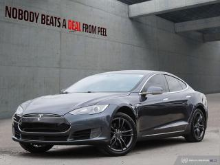 Used 2015 Tesla Model S 85, Autopilot, Summon, NEW Tires, 4G LTE, EV for sale in Mississauga, ON