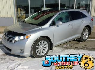 Used 2011 Toyota Venza AWD - Fully Loaded for sale in Southey, SK