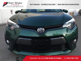 Used 2015 Toyota Corolla ECO for sale in Toronto, ON