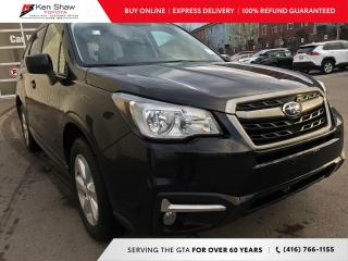 Used 2017 Subaru Forester CONVENIENCE for sale in Toronto, ON