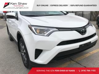 Used 2017 Toyota RAV4 | AWD | NO ACCIDENTS | for sale in Toronto, ON