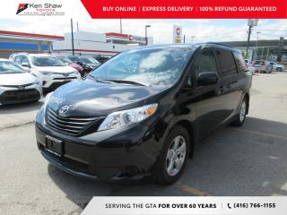 Used 2017 Toyota Sienna 7 Passenger | NO ACCIDENTS | for sale in Toronto, ON
