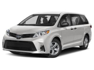 New 2020 Toyota Sienna for sale in Richmond Hill, ON