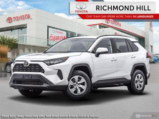 New 2020 Toyota RAV4 LE  - Heated Seats - $96.03 /Wk for sale in Richmond Hill, ON