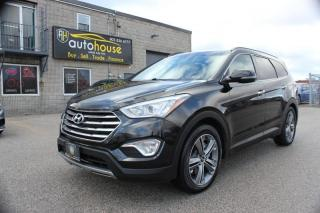 Used 2016 Hyundai Santa Fe XL AWD,7PASS,NAVI,BACKUP CAMERA for sale in Newmarket, ON