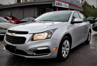Used 2015 Chevrolet Cruze 4dr Sdn 1LT for sale in Richmond Hill, ON