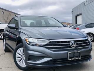 Used 2019 Volkswagen Jetta |REAR VIEW CAM|APPLE CARPLAY|ALLOYS & MUCH MORE!! for sale in Brampton, ON