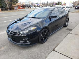 Used 2016 Dodge Dart 4dr Sdn GT, LEATHER , SUNROOF for sale in Toronto, ON