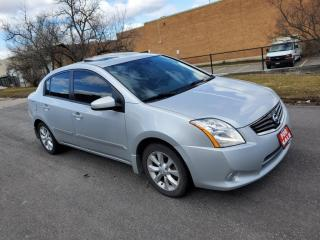 Used 2012 Nissan Sentra 4DR SDN I4 2.0 for sale in Mississauga, ON