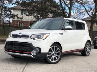 Used 2017 Kia Soul SX Turbo |LEATHER |NAVIGATION |PANO ROOF| LOADED!! for sale in Stoney Creek, ON