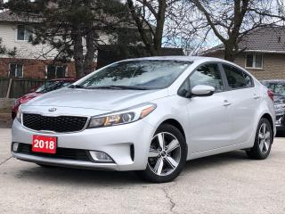 Used 2018 Kia Forte LX+| BACKUP CAM | HEATED SEATS |LOW KM for sale in Stoney Creek, ON