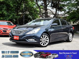 Used 2013 Hyundai Sonata SE |NAVIGATION |LEATHER |ONE OWNER |NO ACCIDENTS for sale in Stoney Creek, ON