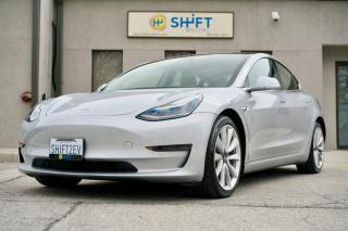 Used 2018 Tesla Model 3 LONG RANGE ALL WHEEL DRIVE AUTOPILOT, DUAL MOTOR, ULTRA RARE COLOUR! for sale in Burlington, ON