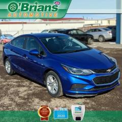 Used 2018 Chevrolet Cruze LT w/Backup Camera for sale in Saskatoon, SK