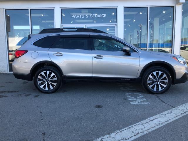 2017 Subaru Outback 2.5i LIMITED EYESIGHT